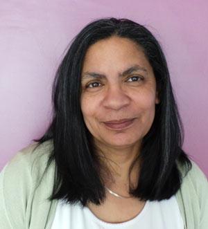 Portrait of Janet Savage