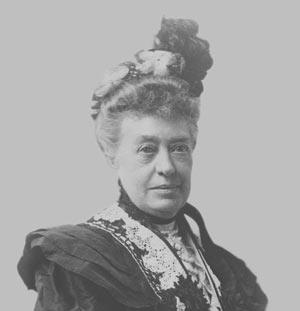 Portrait of Jane Stanford