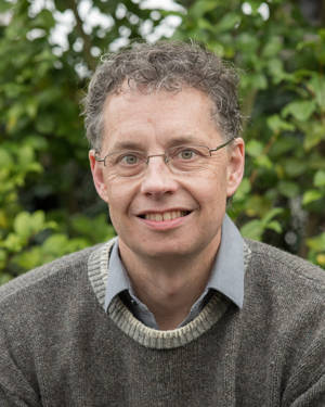 Portrait of Carl Bergstrom