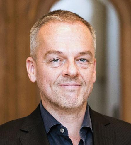 Headshot of Walter Scheidel