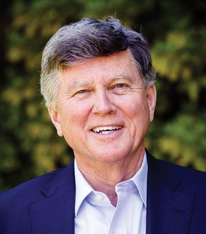 Headshot of David M. Kennedy