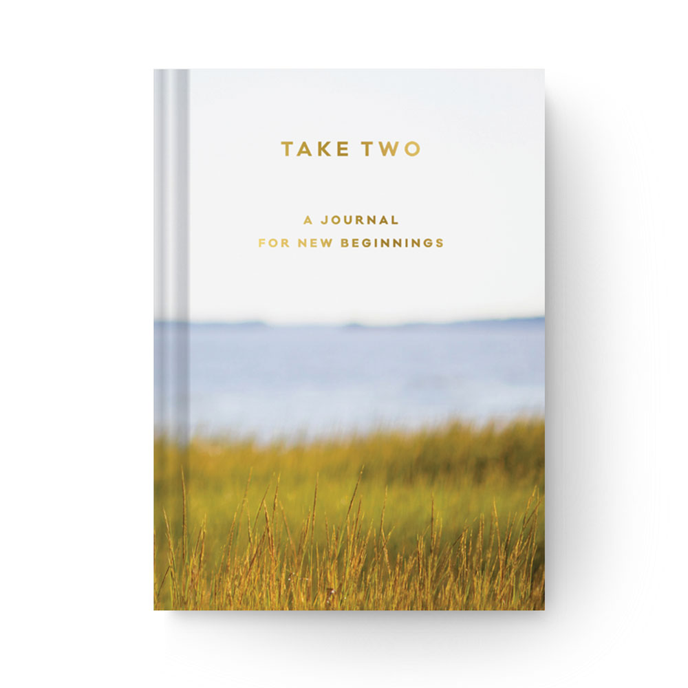 Take Two: A Journal for New Beginnings book cover