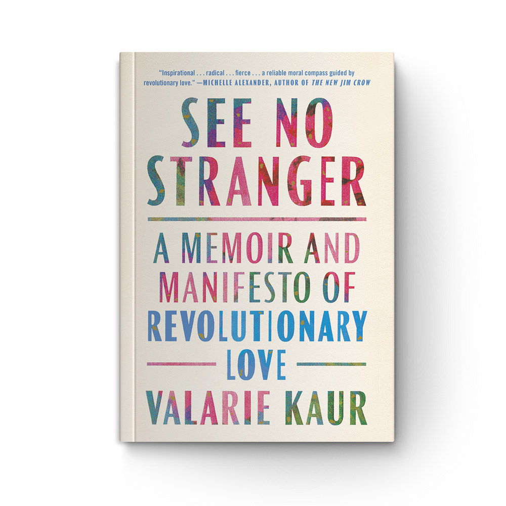 See No Stranger: A Memoir and Manifesto of Revolutionary Love book cover