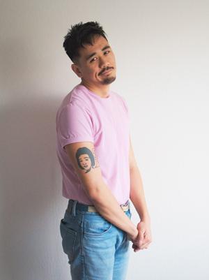Portrait of Anthony So
