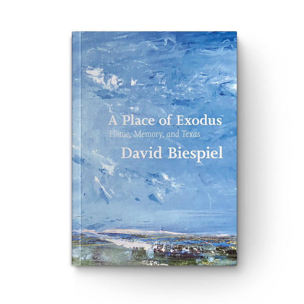 A Place of Exodus: Home, Memory, and Texas book cover
