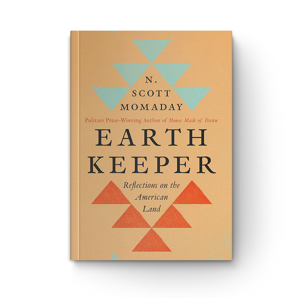 Earth Keeper: Reflections on the American Land book cover