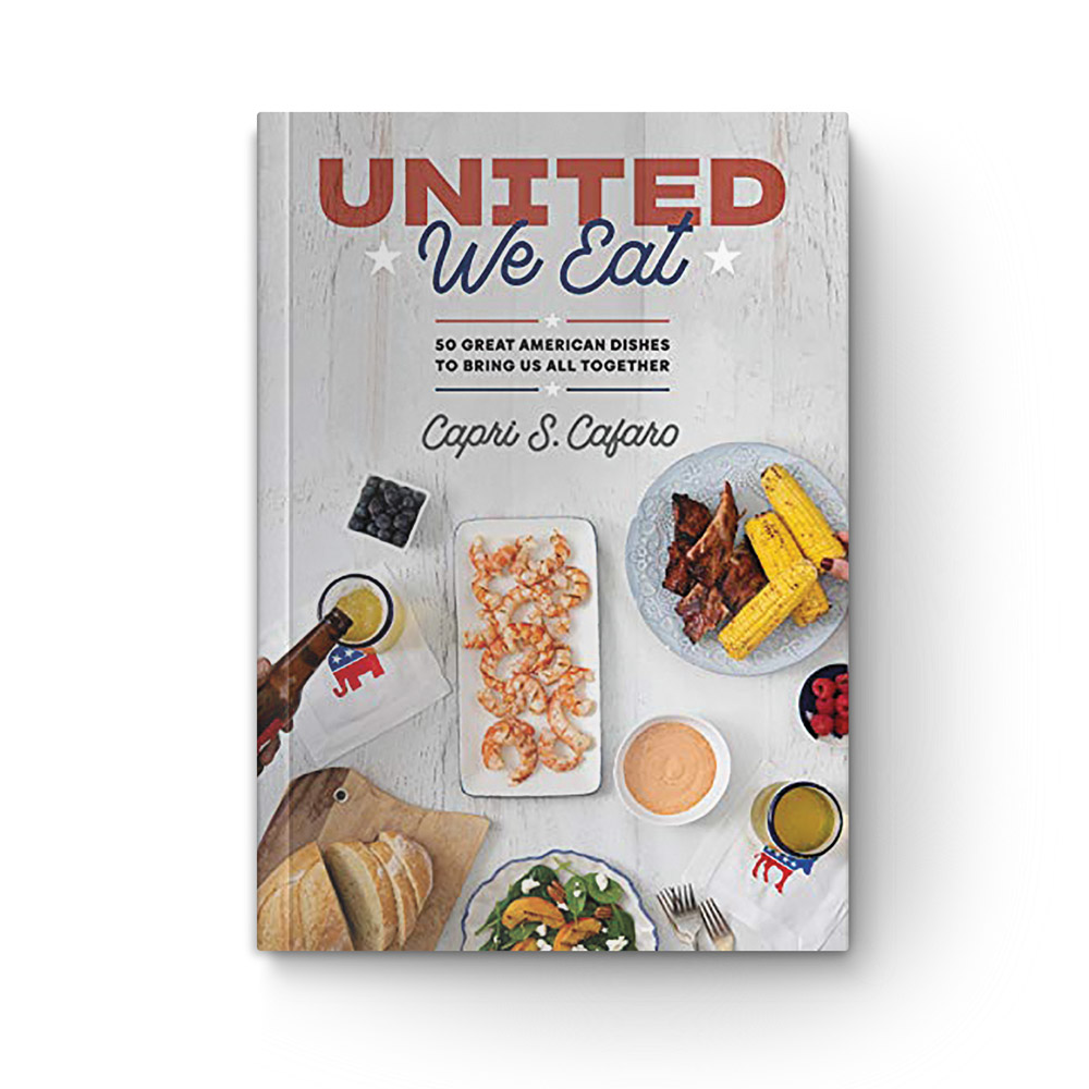 United We Eat: 50 Great American Dishes to Bring Us All Together book cover