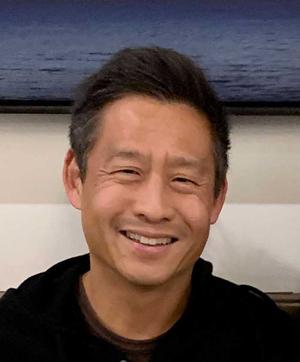 Portrait of Alan Tien