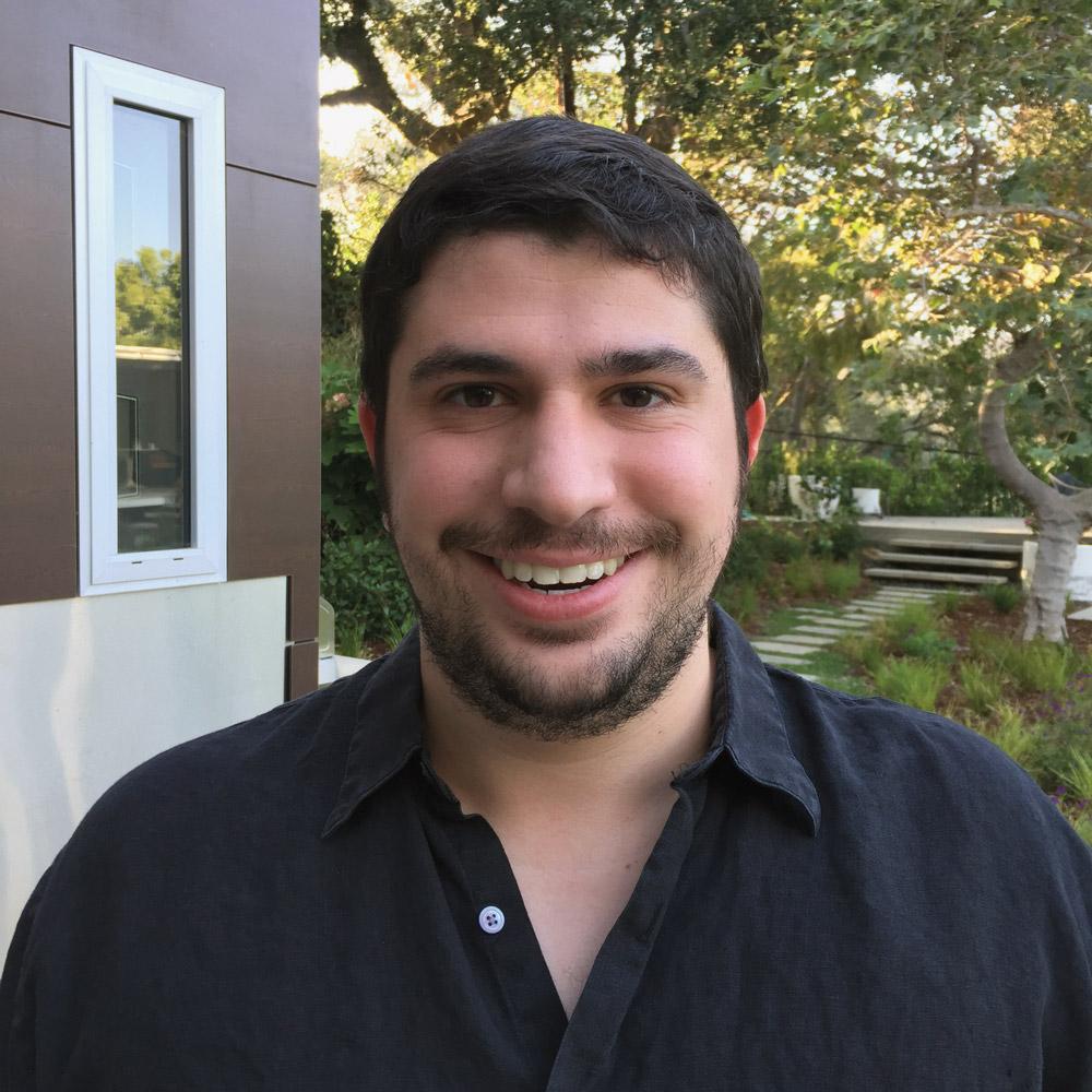 Headshot of Eric Barone