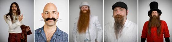 Additional Beard contest winners
