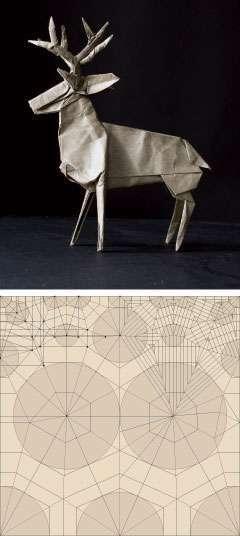 The Mathematics of Paper Folding: An Interview with Robert Lang ... | 536x240