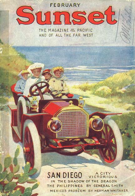 February, 1911